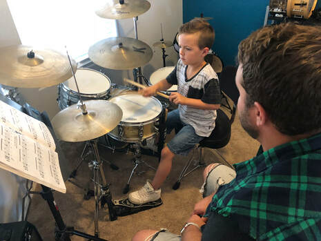 Gilbert AZ Drum Lessons